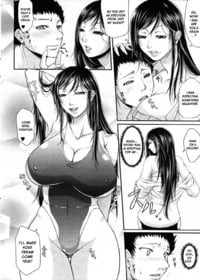 Wagamama na Tarechichi Chapter 4 - Temptation Swimsuit Sample
